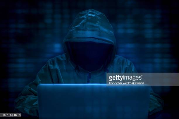 computer hacker or cyber attack concept background - deep web fotografías e imágenes de stock