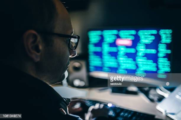 computer hacker - protection stock pictures, royalty-free photos & images