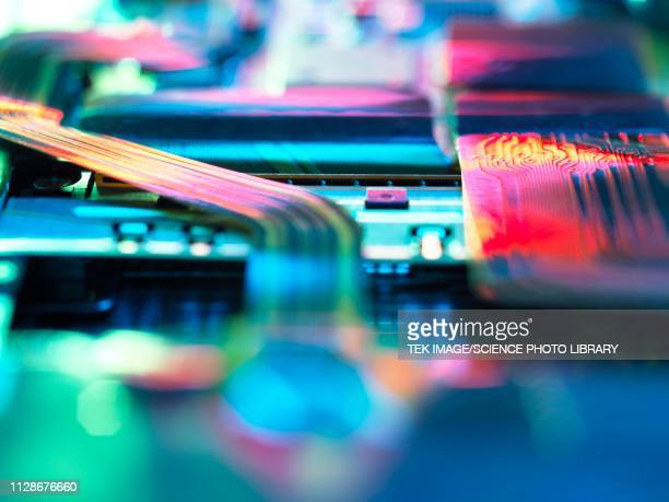 computer hardware - electronics industry stock pictures, royalty-free photos & images