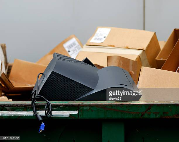 Computer in the Garbage