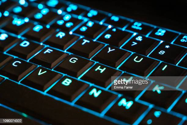 computer keyboard - computer keyboard stock pictures, royalty-free photos & images
