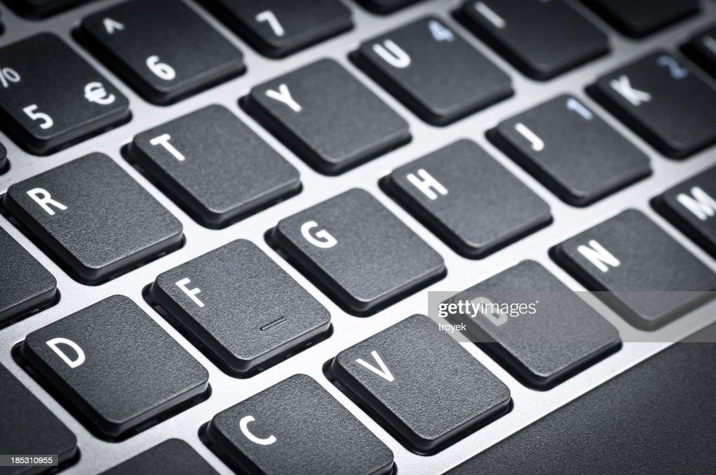 Computer keyboard : Stock Photo