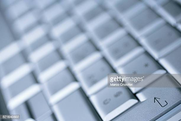 computer keyboard - marco cristofori fotografías e imágenes de stock
