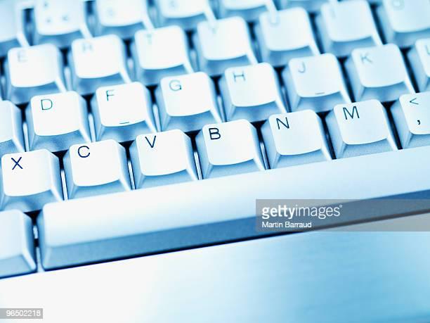 Computer keyboard space bar