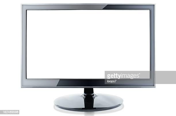 monitor de computador - tela grande - fotografias e filmes do acervo