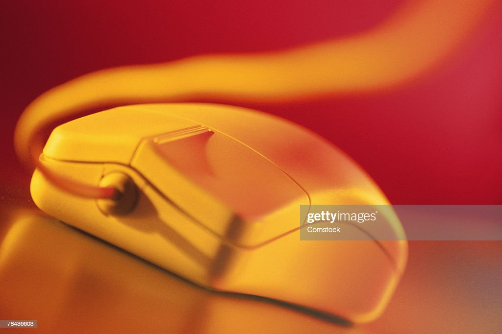 Computer mouse : Stockfoto