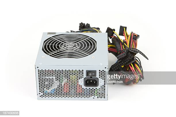 computer power supply - power supply stock pictures, royalty-free photos & images