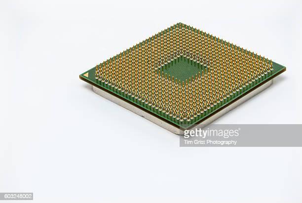 Computer Processor Chip CPU