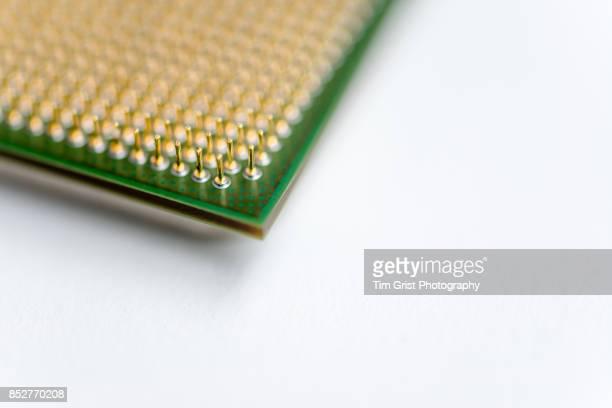 Computer Processor Chip