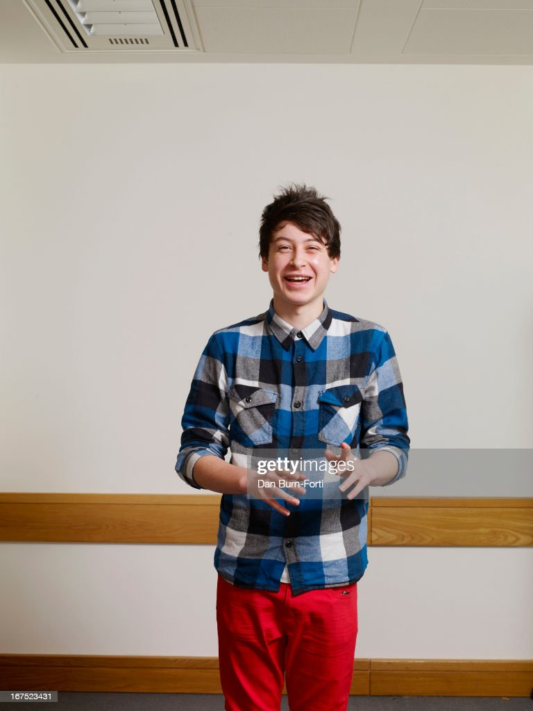 Nick D\'Aloisio, Wired magazine UK, April 1, 2012 Photos and Images ...