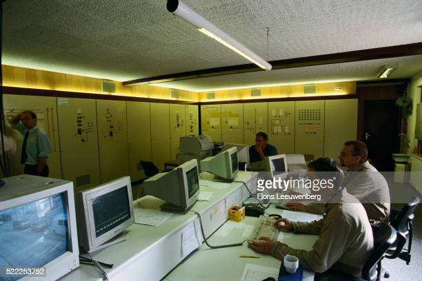 Computer Room Controlling Modern Agricultural Production
