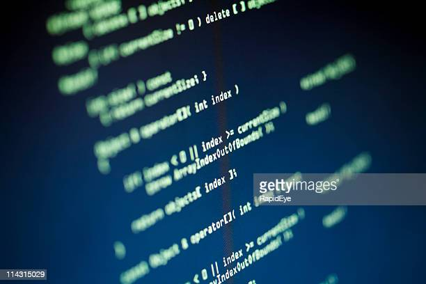 computer source code - in a row stock pictures, royalty-free photos & images