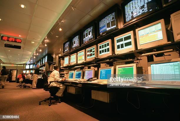 Computers in NASDAQ Data Center