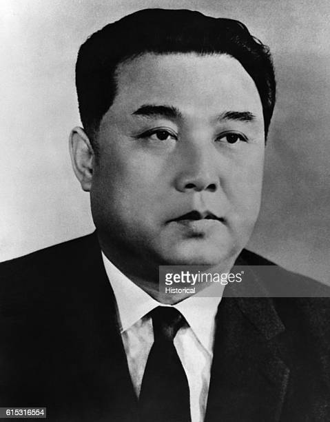 Comrade Kim II Sung