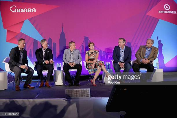 SVP comScore Aaron Fetters Chief Marketing and Strategy Officer Krux Jon SuarezDavis VP Media Dr Pepper Snapple Group Blaise D'Sylva Managing...