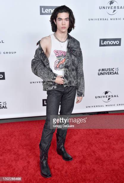 Conan Gray attends the Universal Music Group Hosts 2020 Grammy After Party on January 26, 2020 in Los Angeles, California.