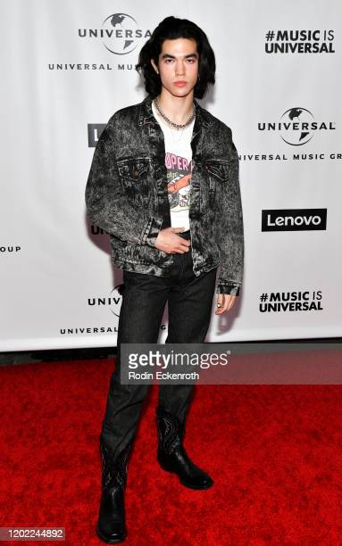 Conan Gray attends Universal Music Group Hosts 2020 Grammy After Party on January 26, 2020 in Los Angeles, California.