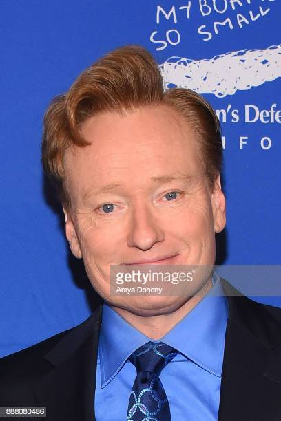 Conan O'Brien attends the Children's Defense Fund-California's 27th Annual Beat The Odds Awards at the Beverly Wilshire Four Seasons Hotel on...