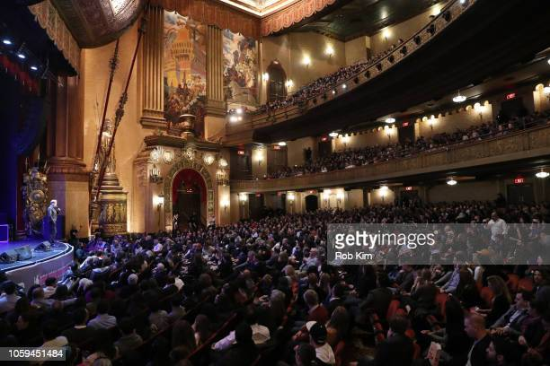 Conan O'Brien performs onstage during New York Comedy Festival at Beacon Theatre on November 8 2018 in New York City 465875
