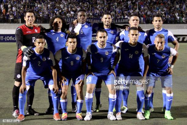 Concacaf Gold Cup Usa 2017 / nNicaragua National Team Preview Set nNicaragua National Team Group