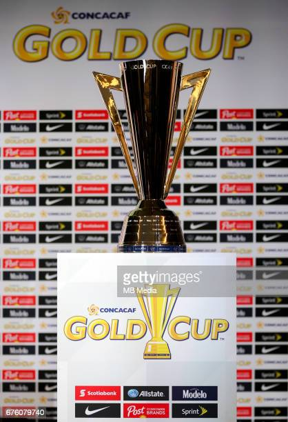 Concacaf Gold Cup Usa 2017 / Preview Set Gold Cup Trophy 2017