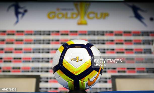 Concacaf Gold Cup Usa 2017 / Preview Set Nike Official Ball Gold Cup 2017