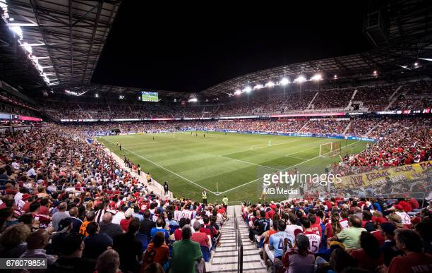 Concacaf Gold Cup Usa 2017 / Stadium and Venues Preview Set Red Bull Arena Harrison / New Jersey