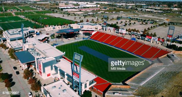 Concacaf Gold Cup Usa 2017 / Stadium and Venues Preview Set Toyota Stadium Frisco / Texas