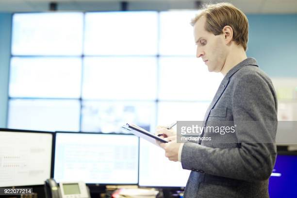 Concentrated expert examining report on productivity of mining farm