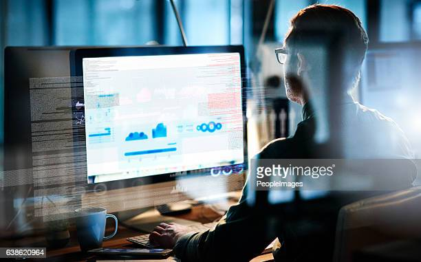 concentrated on the code - computer software stock pictures, royalty-free photos & images