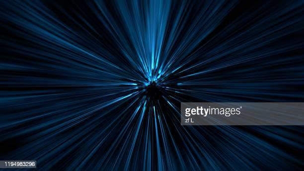 concentrated particle lines - in einer reihe stock-fotos und bilder