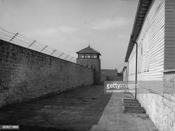 Concentration camp Mauthausen Austria Photograph Ca 1960