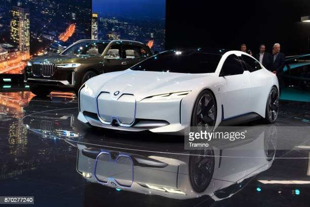 BMW concept cars on the motor show