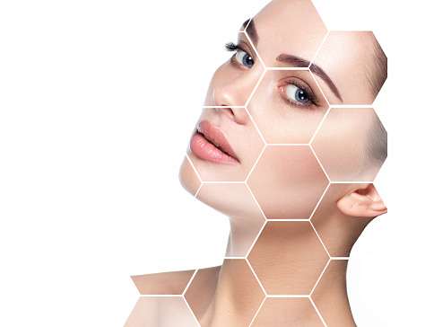 concept lifting skin face and plastic surgery 1049841018