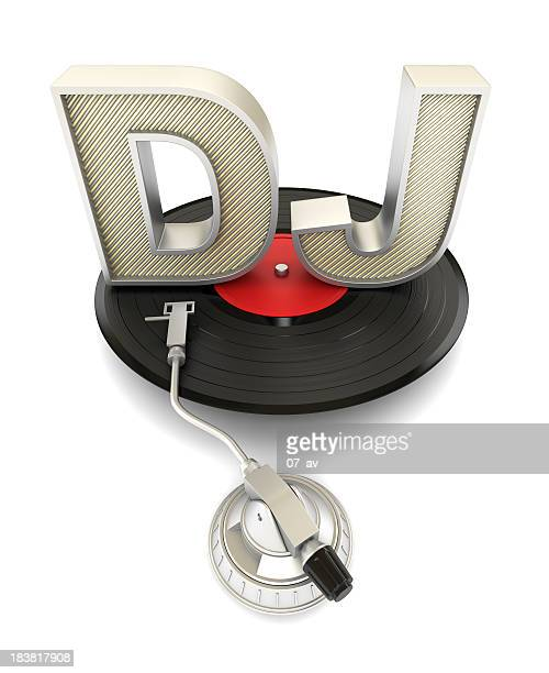 dj concept - club dj stock pictures, royalty-free photos & images