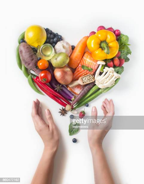 Conceptual healthy eating life style still life image.