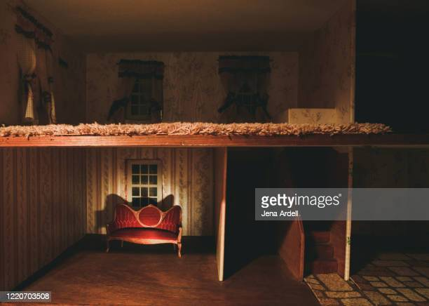 conceptual image for home security, housing market, and home ownership - fotostock stock-fotos und bilder