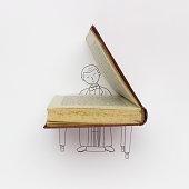 conceptual pianist