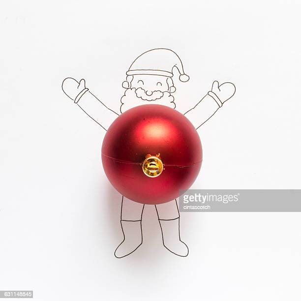 Conceptual Santa Claus