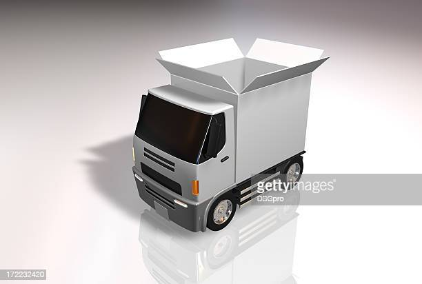 Conceptual Truck Pack