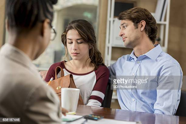 Concerned dad meets with daughter's principal