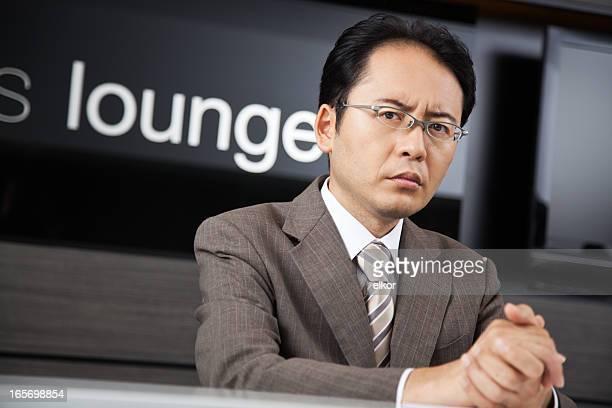 関連する日本のビジネスマン