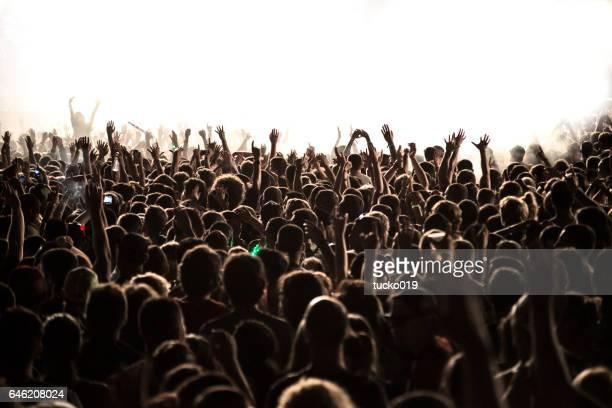 Concert crew