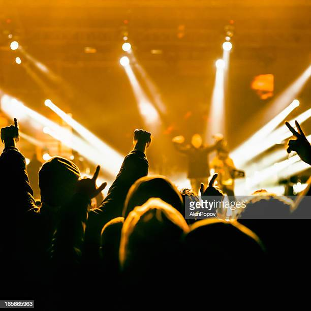 concert crowd - hip hop music stock pictures, royalty-free photos & images
