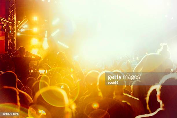 concert crowd - classical concert stock pictures, royalty-free photos & images