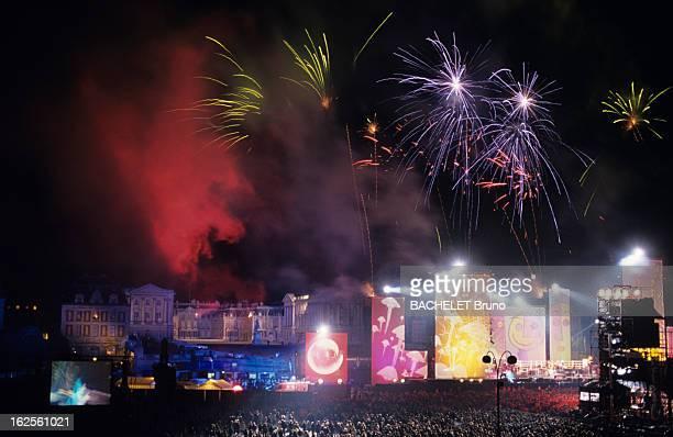 Concert De JeanMichel Jarre In Versailles Concert de Jean Michel JARRE au château de Versailles dans le cadre de sa tournée 'Europe en concert' vue...