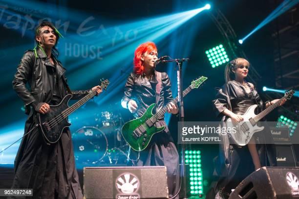 Concert de Kasstrick Bacteria à Japan Expo le 2 juillet 2014 au parc des expositions de Villepinte France