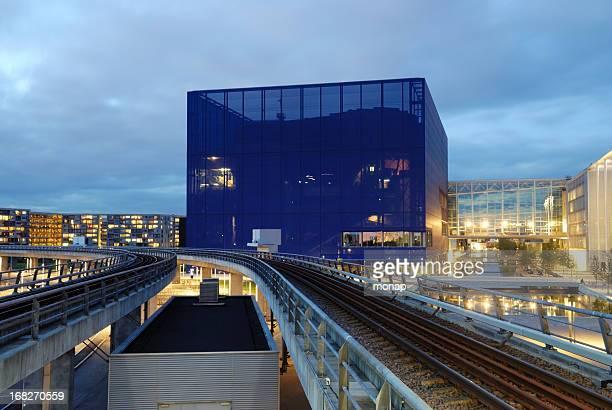 concert hall in copenhagen. denmark - concert hall stock pictures, royalty-free photos & images