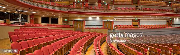 concert hall panorama - music halls stock pictures, royalty-free photos & images