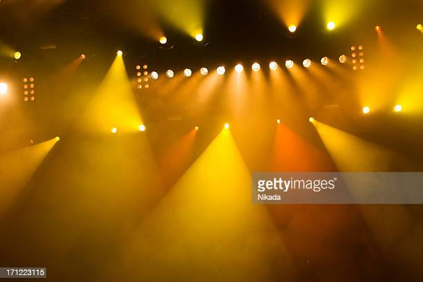 concert lights - stage light stock pictures, royalty-free photos & images